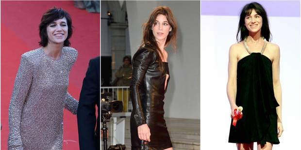 Charlotte Gainsbourg en 10 looks mini - La DH