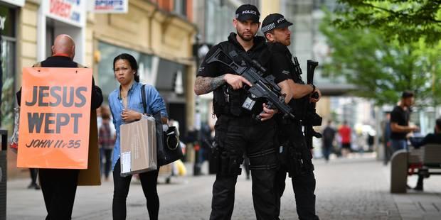 Tout ce que l'on sait sur l'attentat de Manchester - La DH