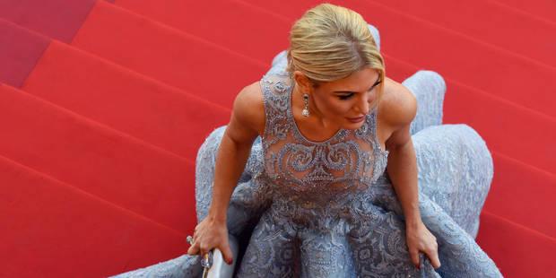 Cannes: de la transparence, des poitrines dévoilées, une petite culotte - La DH