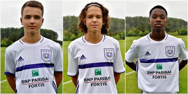 Anderlecht perd encore des talents - La DH