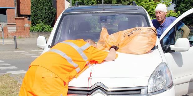 669 accidents de travail dans la fonction publique à Mons-Borinage - La DH