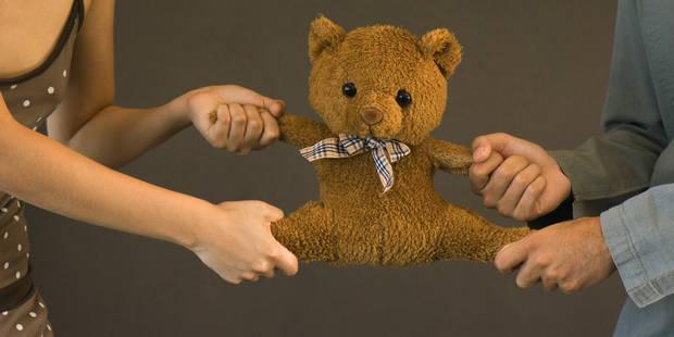 Les divorces douloureux ont des conséquences sur la santé des enfants - La DH