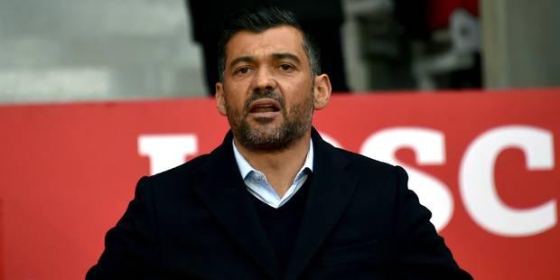 Nantes officialise le départ de Sergio Conceiçao pour Porto - La DH