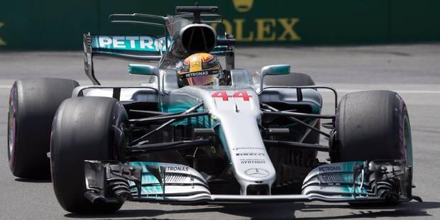 Hamilton remporte le GP du Canada, Vandoorne 14e - La DH