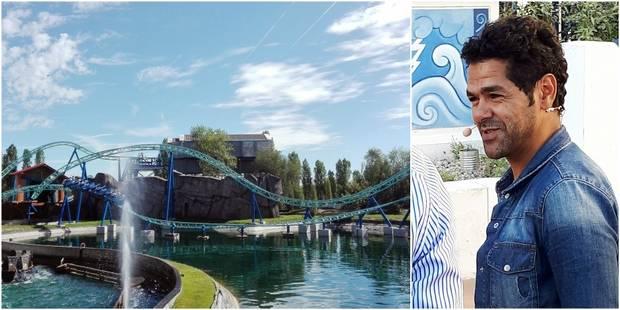 La DH a testé la nouvelle attraction du Parc Astérix en présence de Jamel Debbouze (VIDEO) - La DH