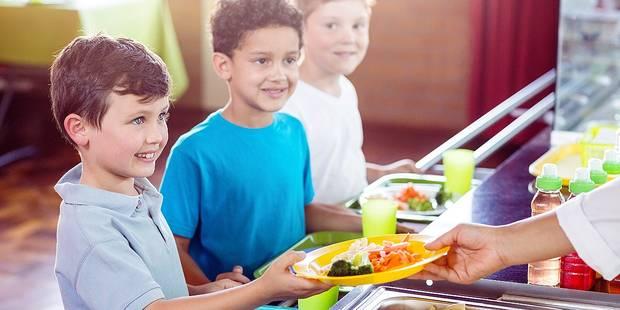 Menace sur les fruits et légumes bio à l'école - La DH