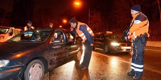 Premier week-end BOB : 3% de conducteurs en infraction à Charleroi - La DH
