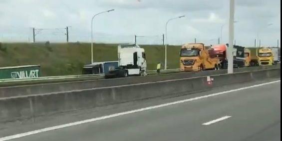 Waremme : accident mortel et embouteillage (vidéo !) - La DH