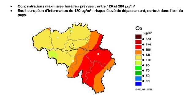 Charleroi: Attention aux vagues de chaleur! - La DH