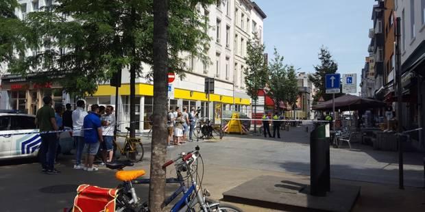 Fausse alerte à Anvers: trois jeunes jouaient avec des armes factices - La DH