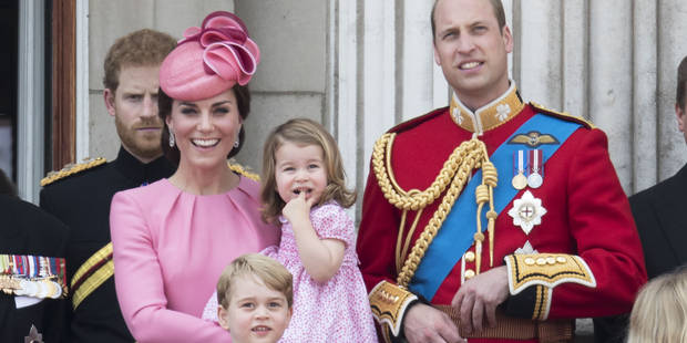 Le prince William fête son anniversaire - La DH