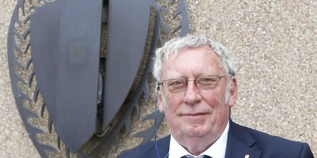 Sans surprise, Gérard Linard à été élu comme nouveau président de l'Union belge de football - La DH