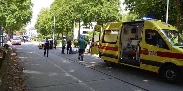Un piéton renversé à Tournai - La DH
