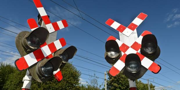 Un train percute une voitureà Messancy: la conductrice du véhicule est décédée - La DH