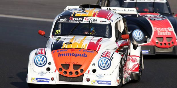 25H VW Fun Cup: Bouvy enfin ! - La DH