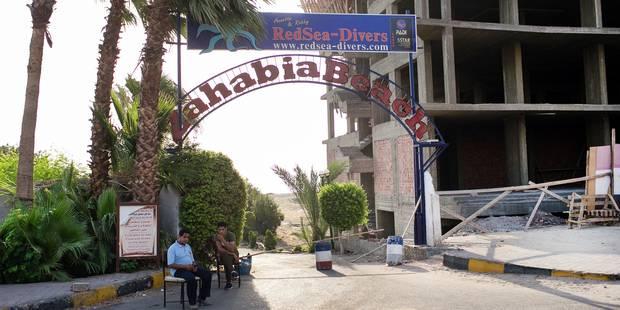 """Deux morts dans l'attaque djihadiste sur une plage en Egypte: """"les gens criaient"""", l'auteur interrogé - La DH"""