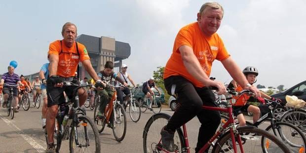 La Louvière : double étape pour le Beau vélo de RAVeL - La DH