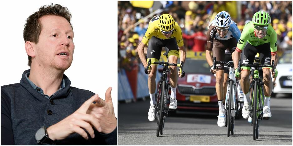 """Rik Verbrugghe: """"Uran et Bardet ont calculé pour avoir une place sur le podium"""" - La DH"""