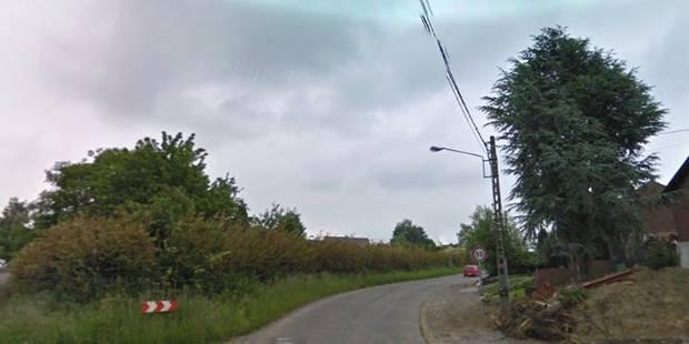 Un jeune perd la vie en heurtant un poteau électrique en voiture à Naast - La DH