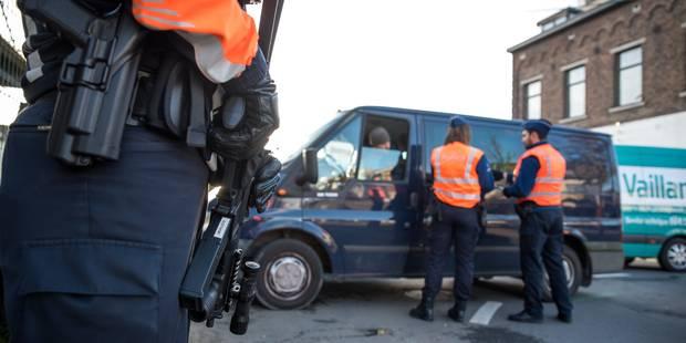 Deux jeunes casseurs interpellés par la police à Louvière - La DH
