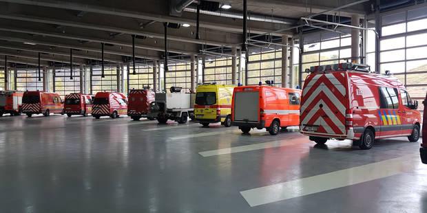 Wavre: Un violent accident fait six blessés dont un grave ! - La DH