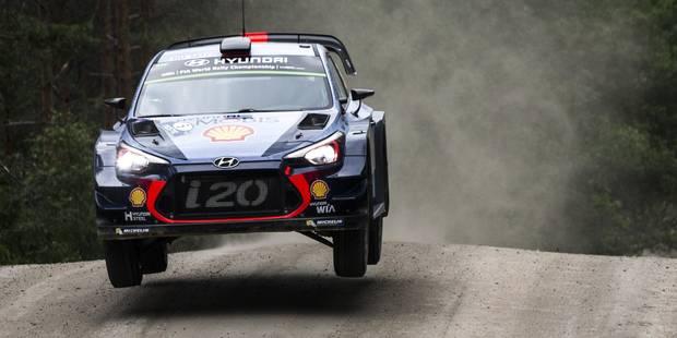 Rallye de Finlande: Succès de Lappi, Neuville (Hyundai) en tête du championnat du monde à égalité avec Ogier - La DH