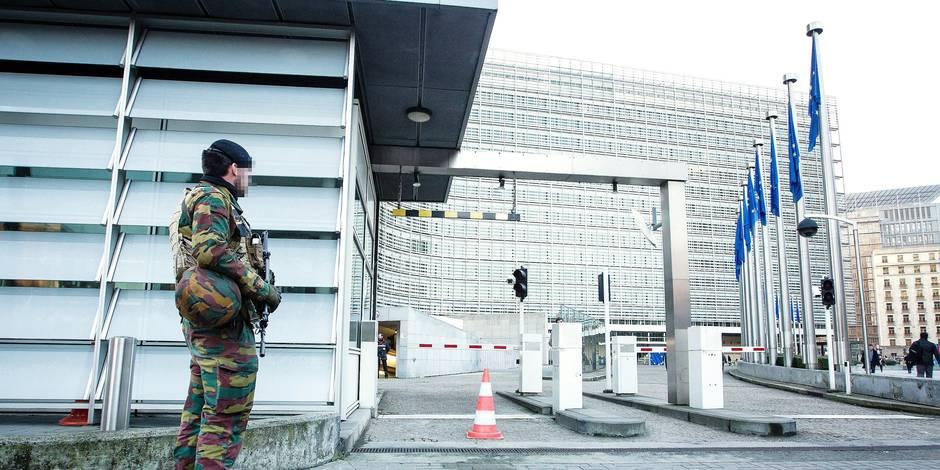 Le paradoxe des attentats : le nombre de crimes a diminué! - La DH