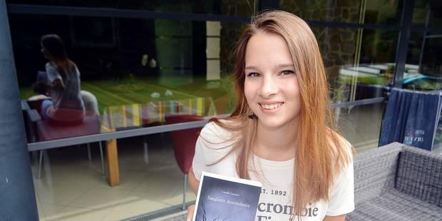 Ville-Pommeroeul : Camille Cambier rêve et écrit - La DH