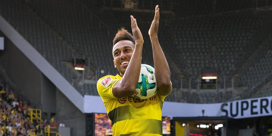 Aubameyang scelle son avenir — Dortmund