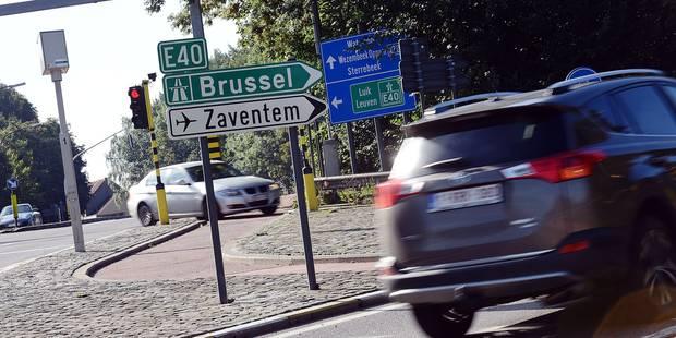 Brabant wallon Ouest : un automobiliste sur trois en excès de vitesse ! - La DH