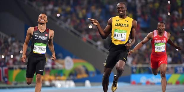 Les grandes dates de la légende Usain Bolt - La DH