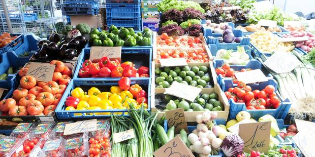 Wallonie picarde 47 tonnes récoltées en 5 mois - La DH
