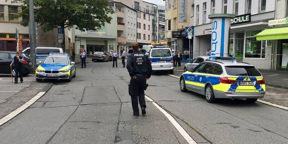 Un mort et un blessé dans une agression à l'arme blanche — Allemagne