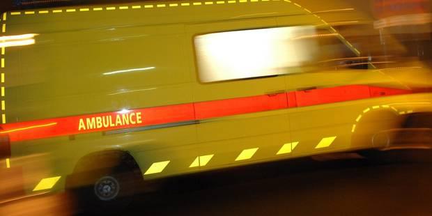 Un quinquagénaire meurt dans un accident de la route à Sombreffe - La DH