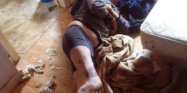 Un homme retrouvé à moitié mort dans son appartement à Anderlues - La DH