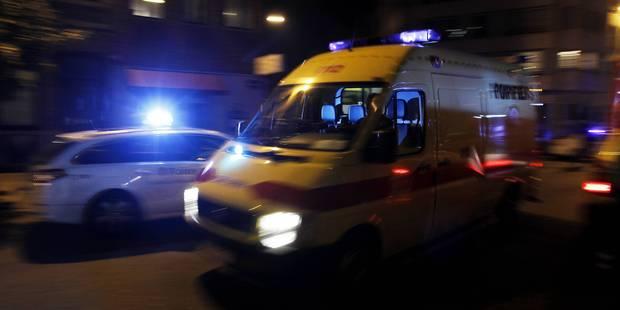 Un piéton dans un état critique après un accident à Anderlecht - La DH