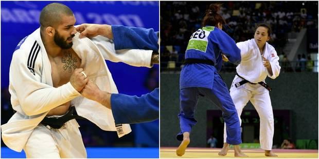 Judo: Derniers réglages à Jodoigne avant les championnats du Monde... (VIDEOS) - La DH