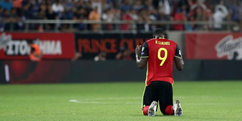 CM 2018: La Belgique première nation européenne qualifiée