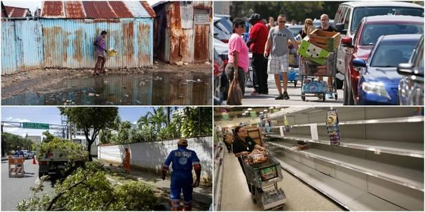 Irma provoque d'importants dégâts dans les Caraïbes et fonce sur Porto Rico, la Floride ordonne une évacuation et Cuba l...