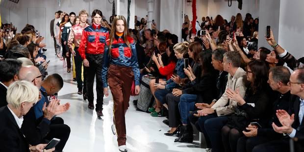 Fashion Week de New York : Raf Simons entre rêve et cauchemar américain - La DH