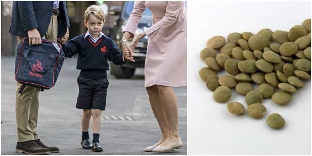 Grâce au prince George, les lentilles vertes françaises ont la cote - La DH
