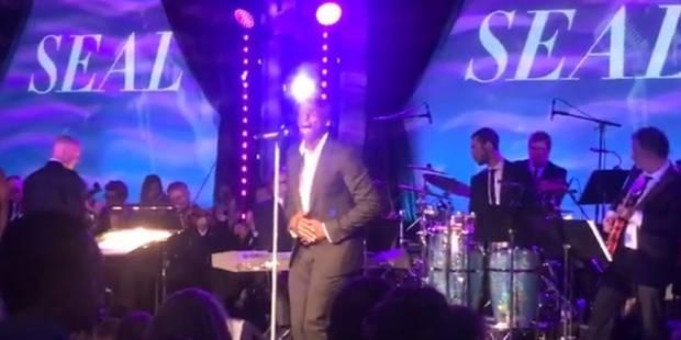 Seal en mode swing sur son nouvel album (VIDEOS) - La DH