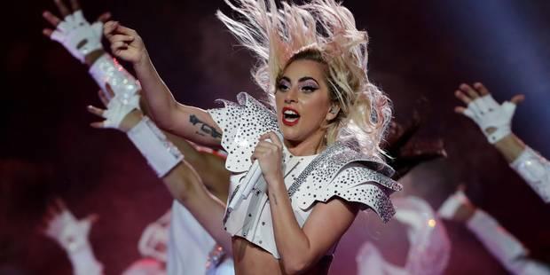 Le concert de Lady Gaga à Anvers est reporté - La DH