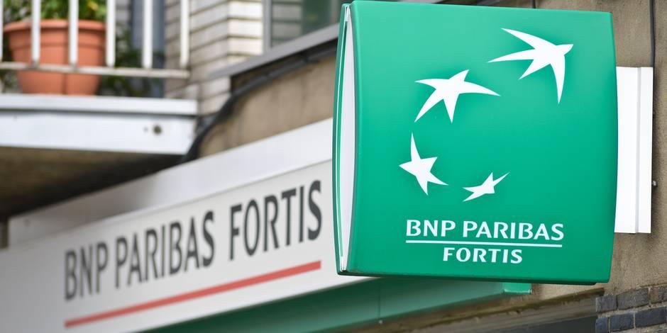 BNP Paribas Fortis : 65 agences fermeront en 2018