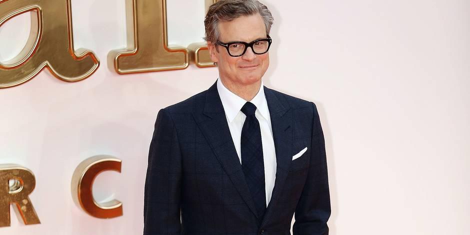 """Colin Firth: """"Je parais froid et distant mais c'est un masque !"""" - La DH"""