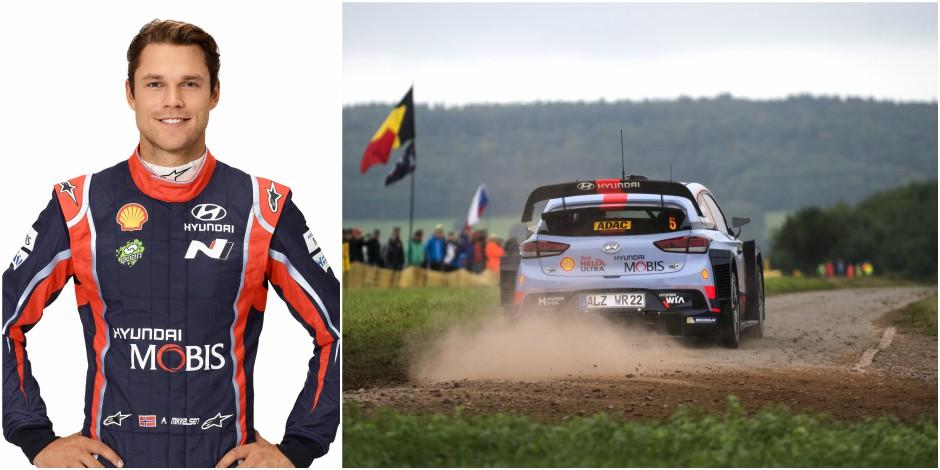 WRC : Hyundai signe Mikkelsen pour 2018 et 2019