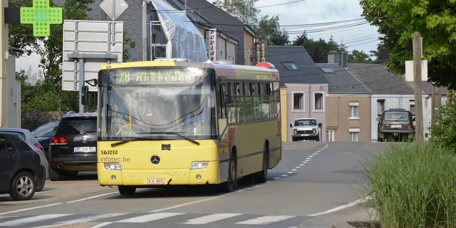 Grève ce mardi: aucun bus ne circule en province de Liège