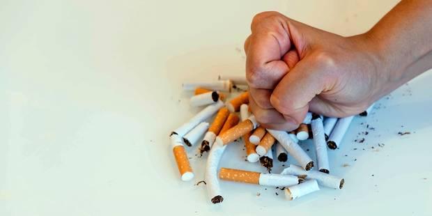 Après le mois sans alcool, le mois sans tabac débarque en 2018 - La DH