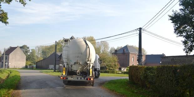 Chapelle-à-Oie : Les camions seront limités à 30 km/h - La DH