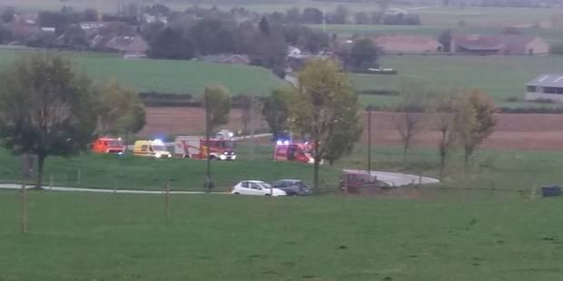 Deux accidents font un mort et deux blessés graves en région liégeoise - La DH